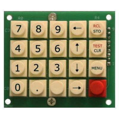 BH5321A 20-keys Programmable Keyboard Module
