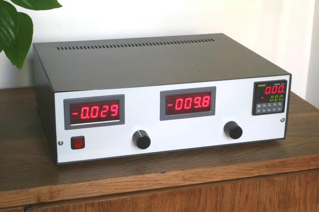 BH6520A, High Voltage Laboratory DC power supply